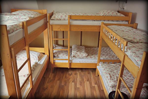 Obrázek z Letní škola - ubytování C - 1 osoba
